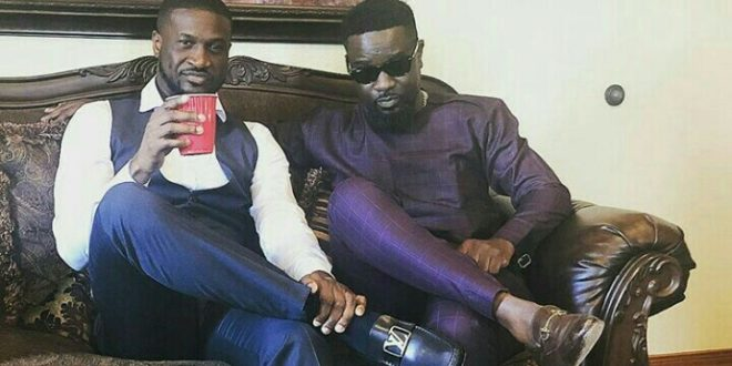 Video: Sarkodie's pre- wedding chilling with Psquare