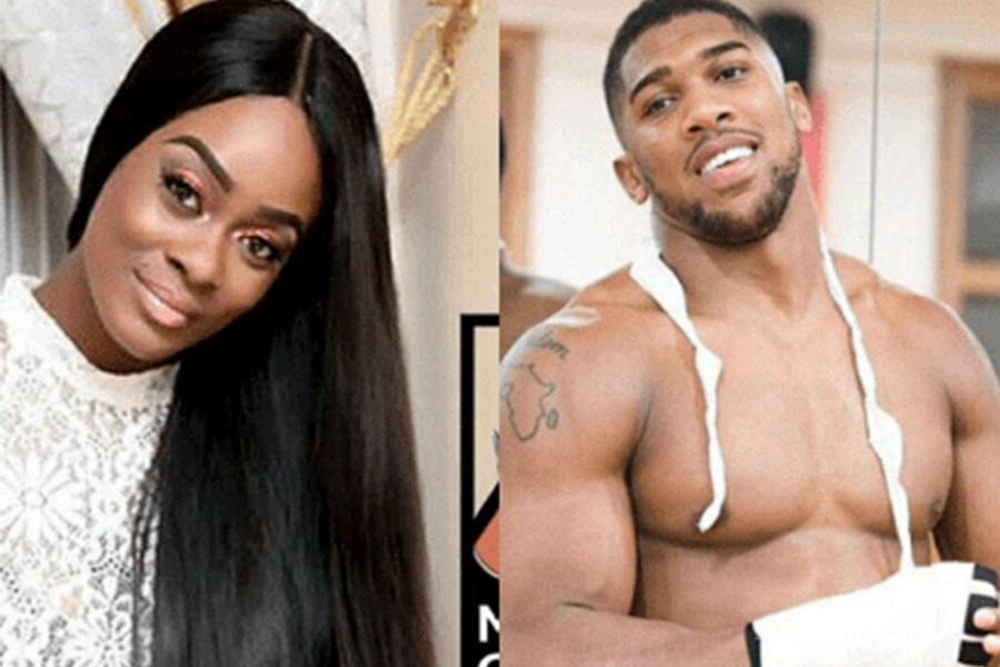 Uriel Oputa obsessed or in love with Anthony Joshua?