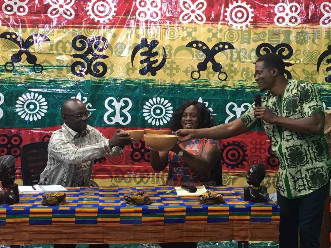 e. TV Ghana Launches 2018 'Made In Ghana Month'