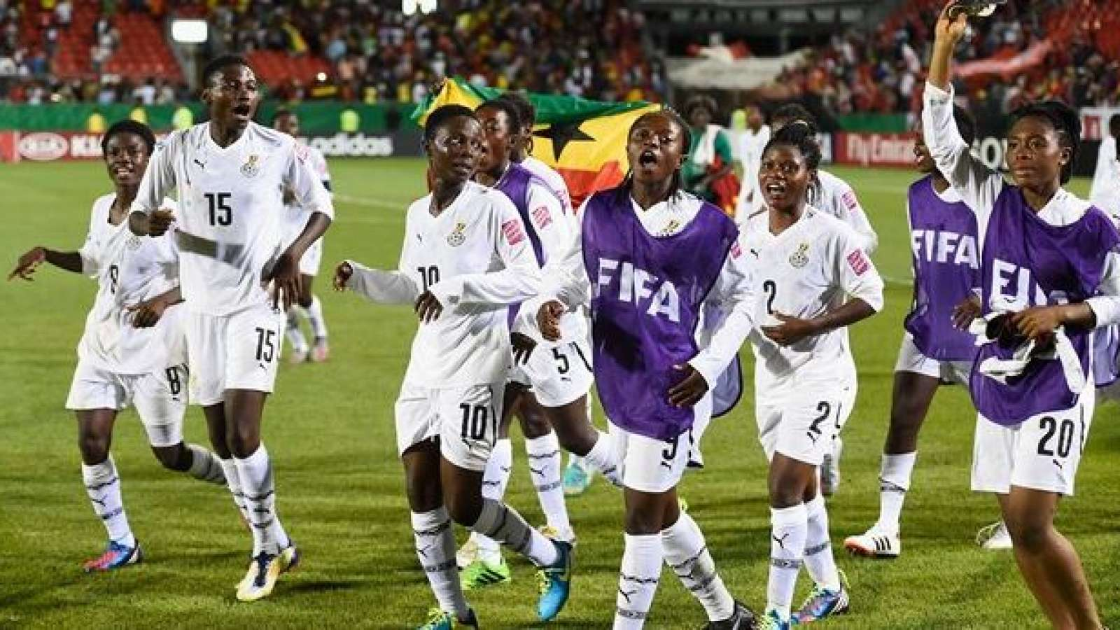 Under- 20 Women World Cup: Ghana end Campaign with a win