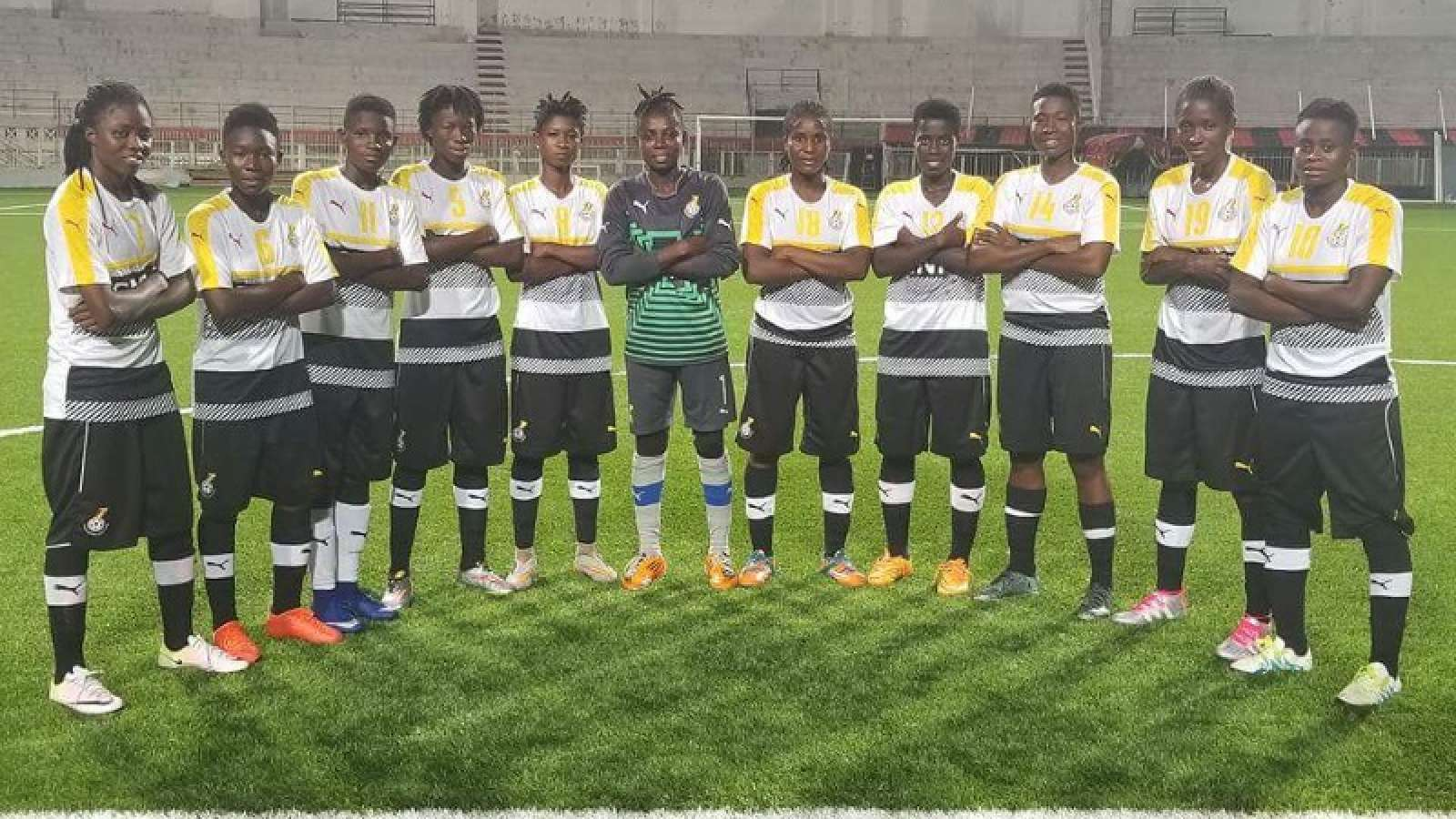 Nervousness was the bane of Black Princesses defeat to France - Yusif Chibsah