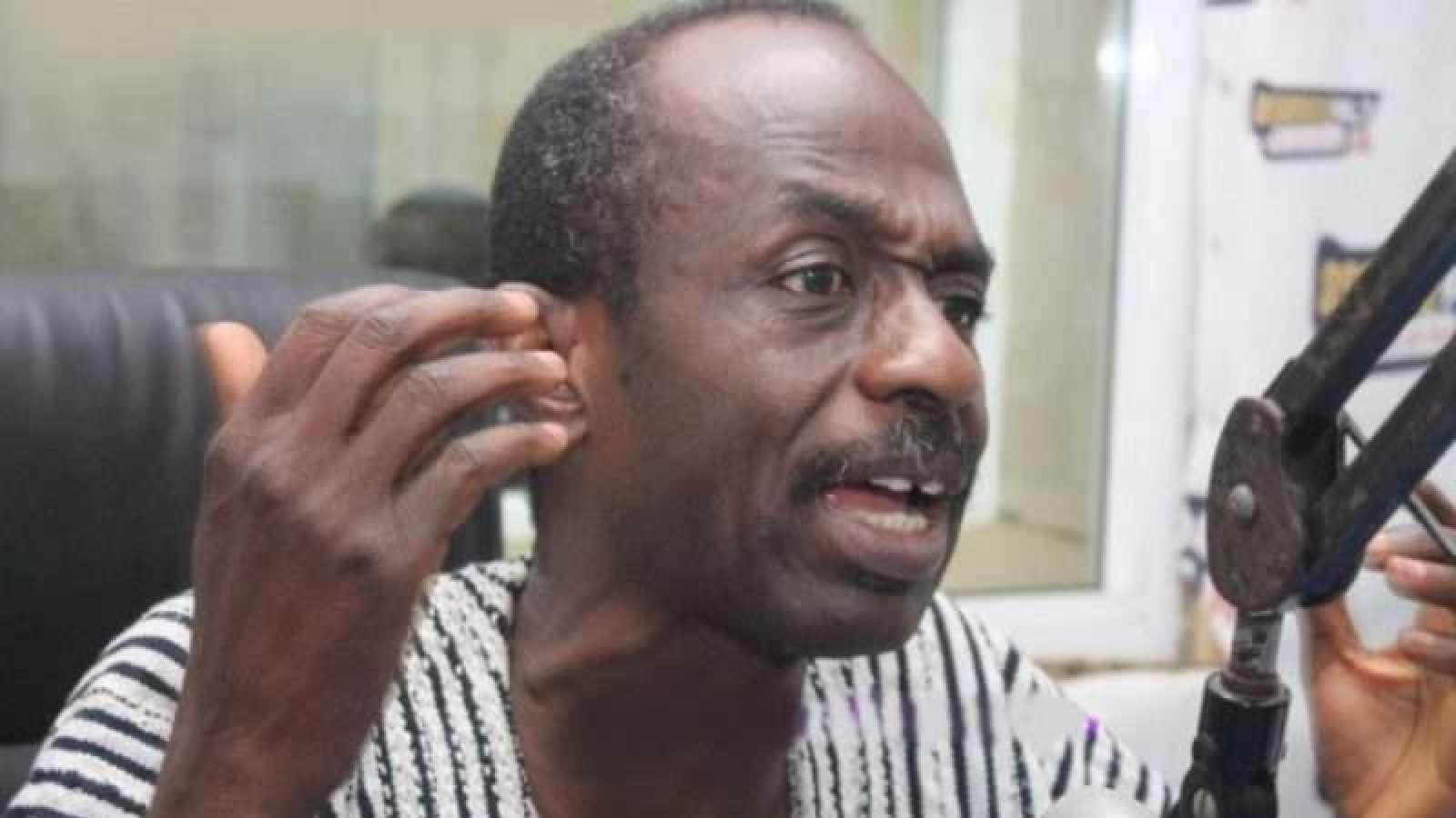 Alottey Jacobs tips Koku Anyidoho to beat 'Mafia' Asiedu Nketia