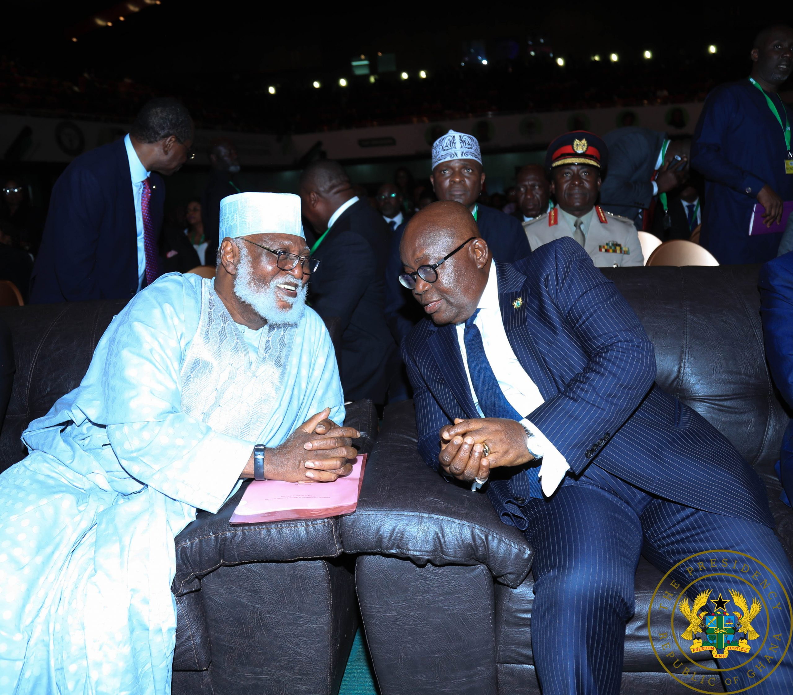 Nana Addo urges Nigeria to sign continental free trade agreement