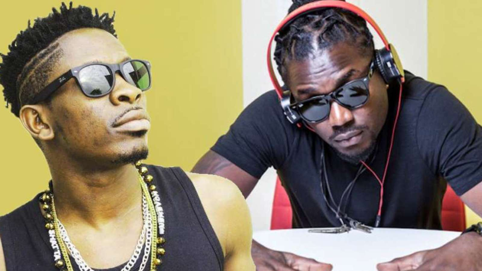 Samini reveals secret behind his fight with Shatta Wale