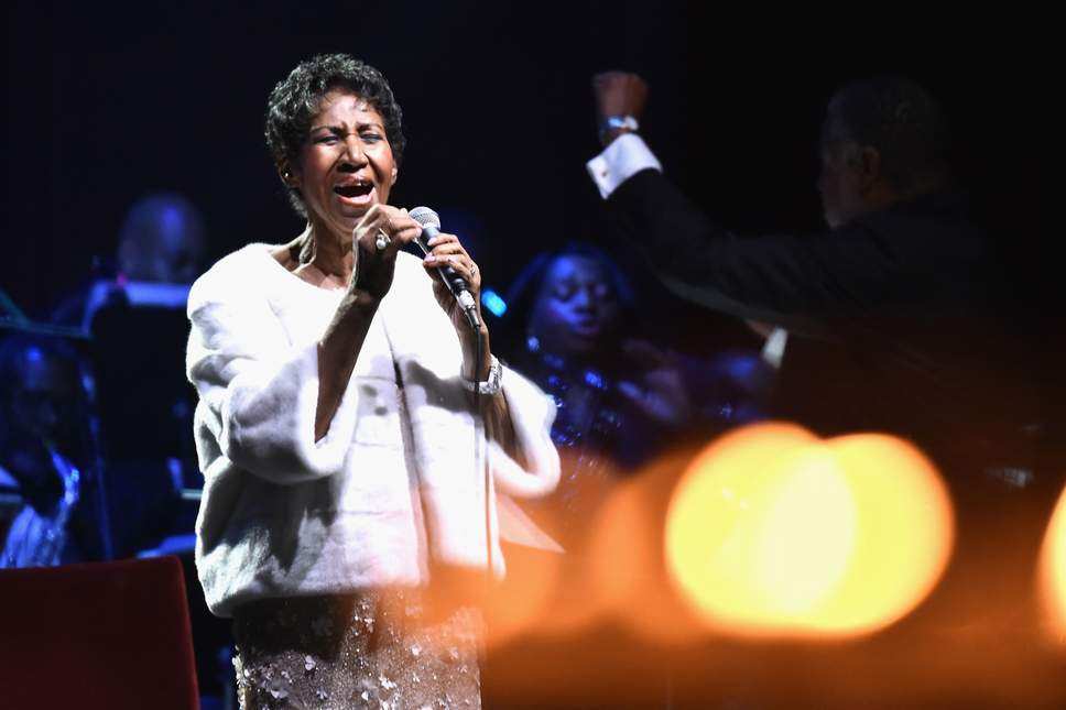 Aretha Franklin 'gravely ill': Queen of Soul 'fighting for her life in Detroit'