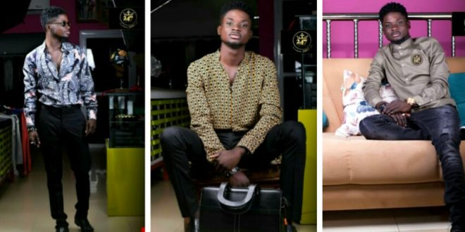 Kuami Eugene is Looking Dope in these Photos?