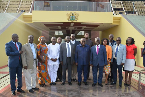 BREAKING NEWS: Nana Addo reshuffles 15 as he keeps 110 ministers