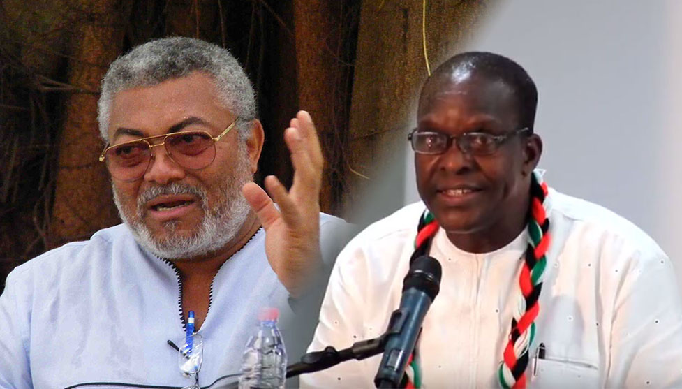 Rawlings blasts Alban Bagbin for anti-social comments