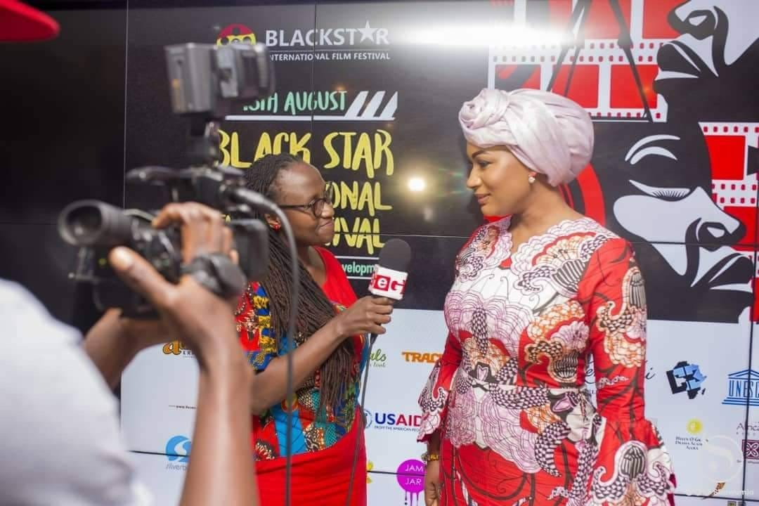 Samira Bawumia urges filmmakers to project Ghana through films