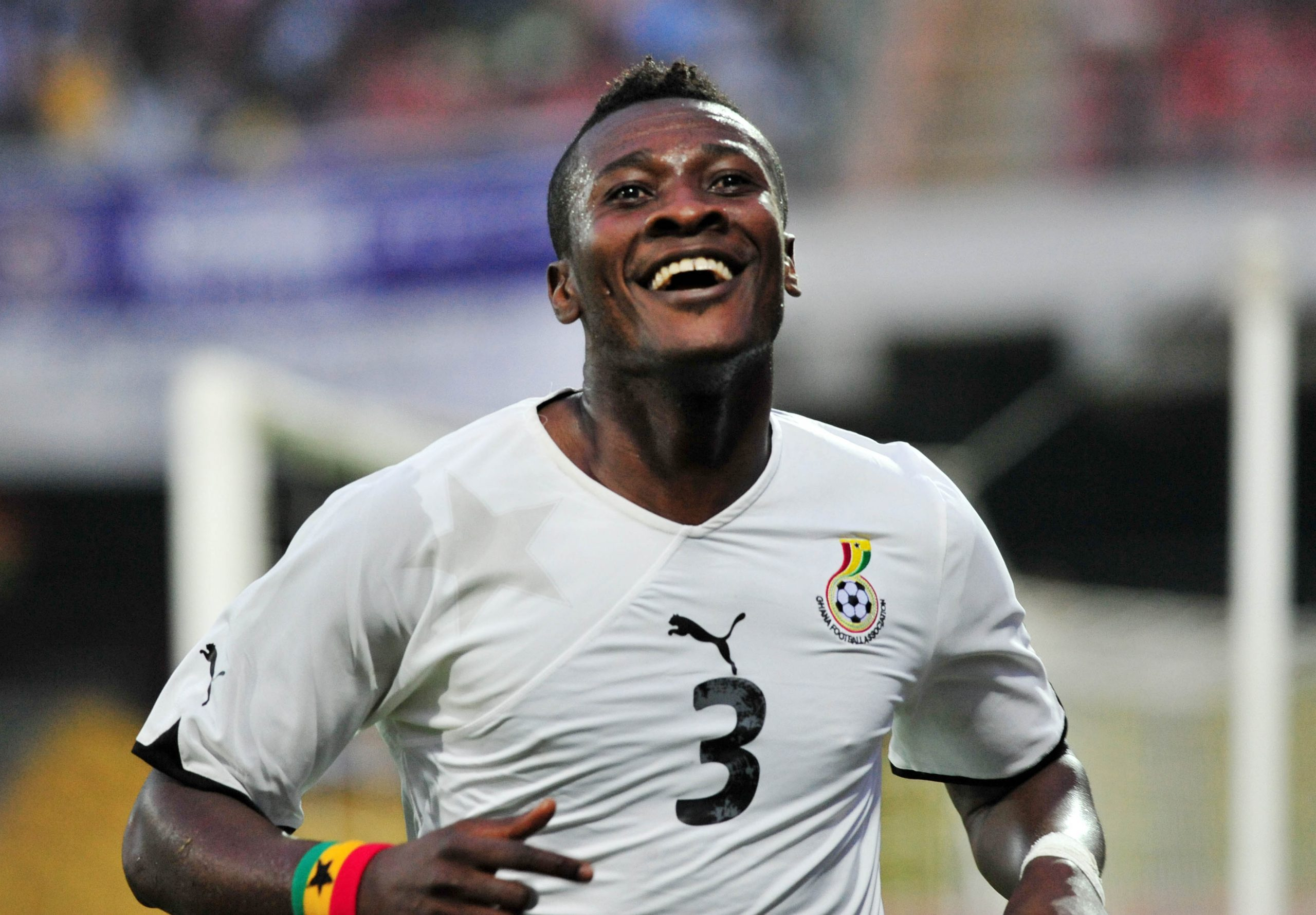 Samuel Anim Addo clears the air over Gyan's 2019 retirement claims