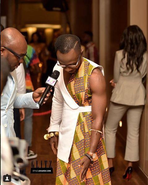 Photos: See, Glitz 2018 exposes all the Slay Kings in Ghana