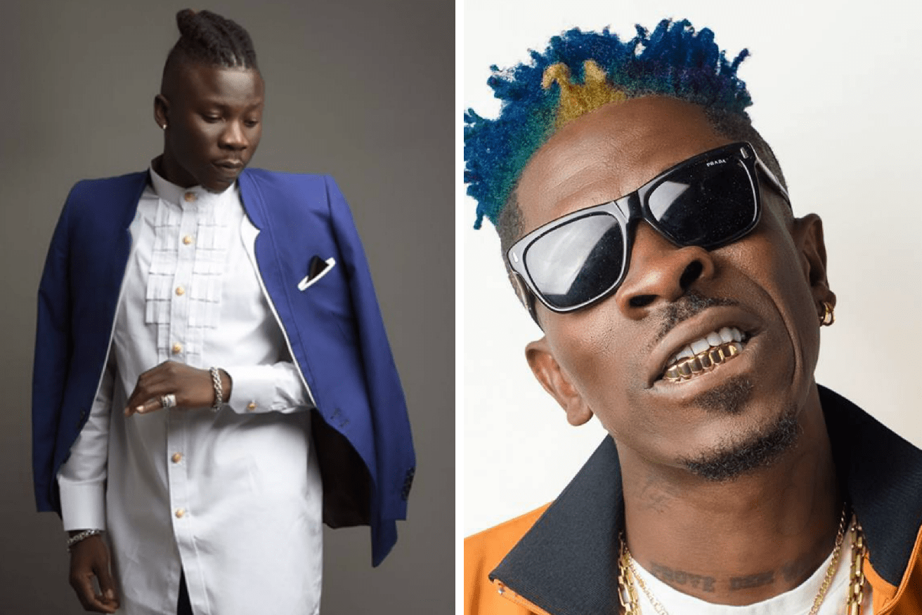 VIDEO: ANGRY Stonebwoy insults Shatta Wale on radio