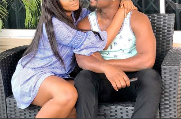 Photo: Yvonne Nelson's secret husband revealed