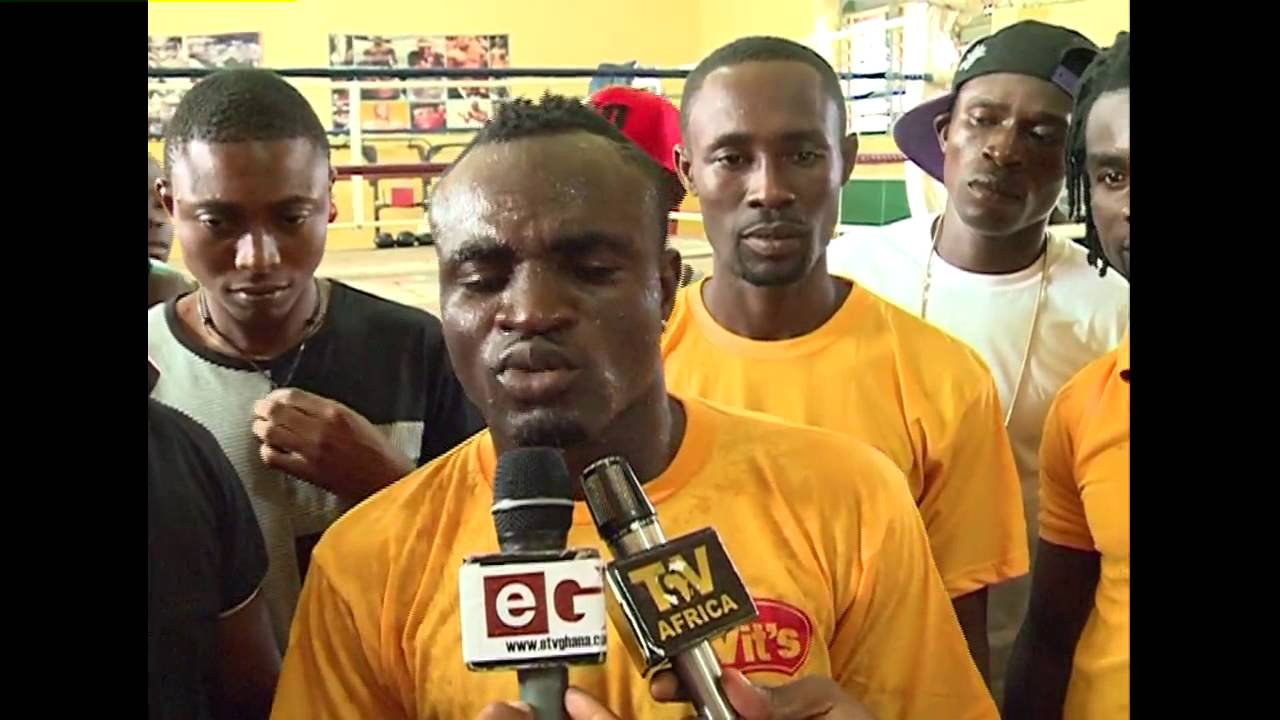 Asamoah Gyan's boxer speaks after DNA test proves he didn't father teenager