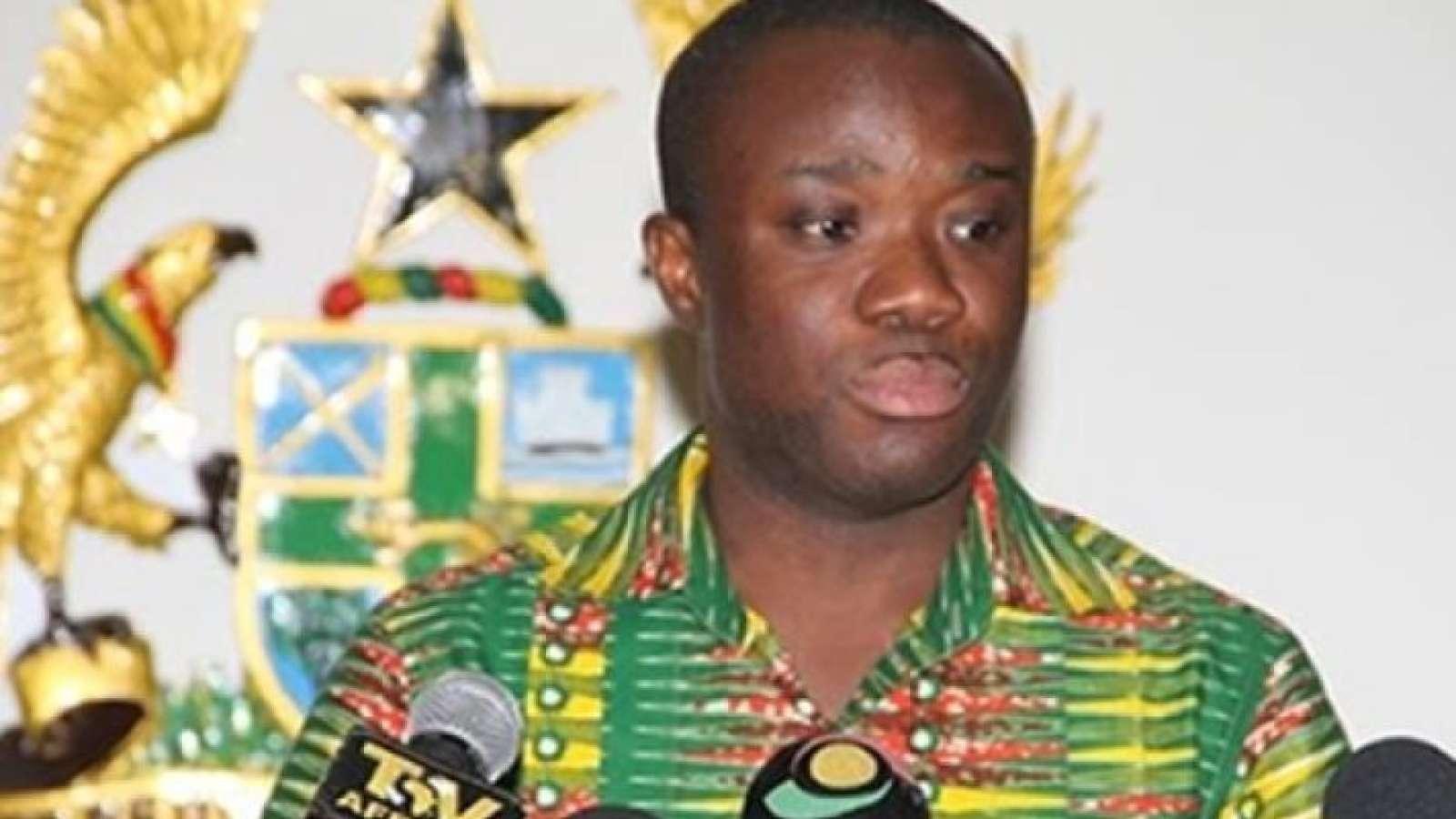 Stop the borrowing – Felix Ofosu Kwakye warns NPP