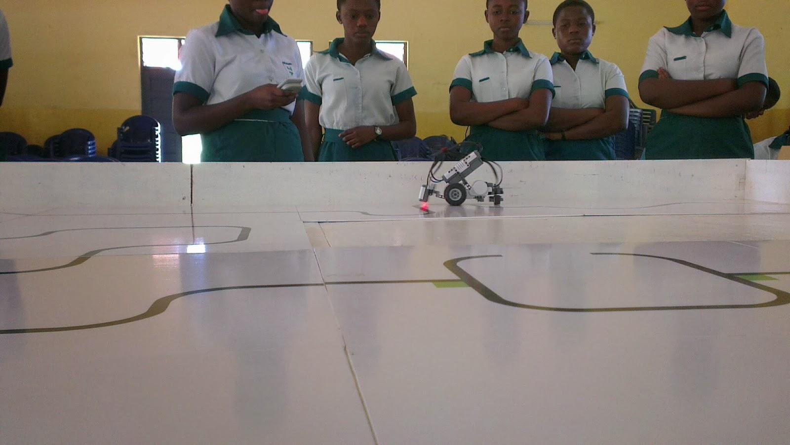 Ghana Robotics Academy competition starts September 28
