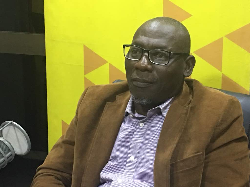 Controversial Western Regional FA boss Kojo Yankah insists FIFA cannot dissolve GFA Exco