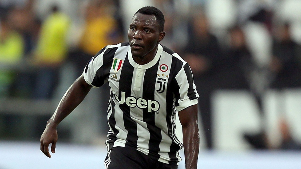 Kwadwo Asamoah joins Ghana squad for the first time in four years