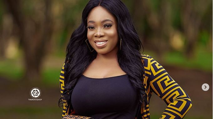 These new photos of Moesha Budoung is making some Ghanaian men restless
