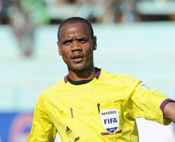 Zambian referee Janny Sikazwe to officiate Kenya-Ghana AFCON qualifier in Nairobi