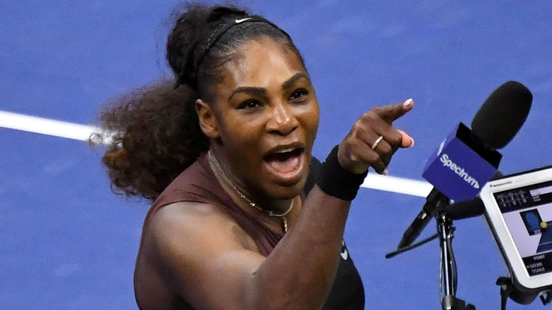 Serena Williams is calling out sexism in tennis. Here's why
