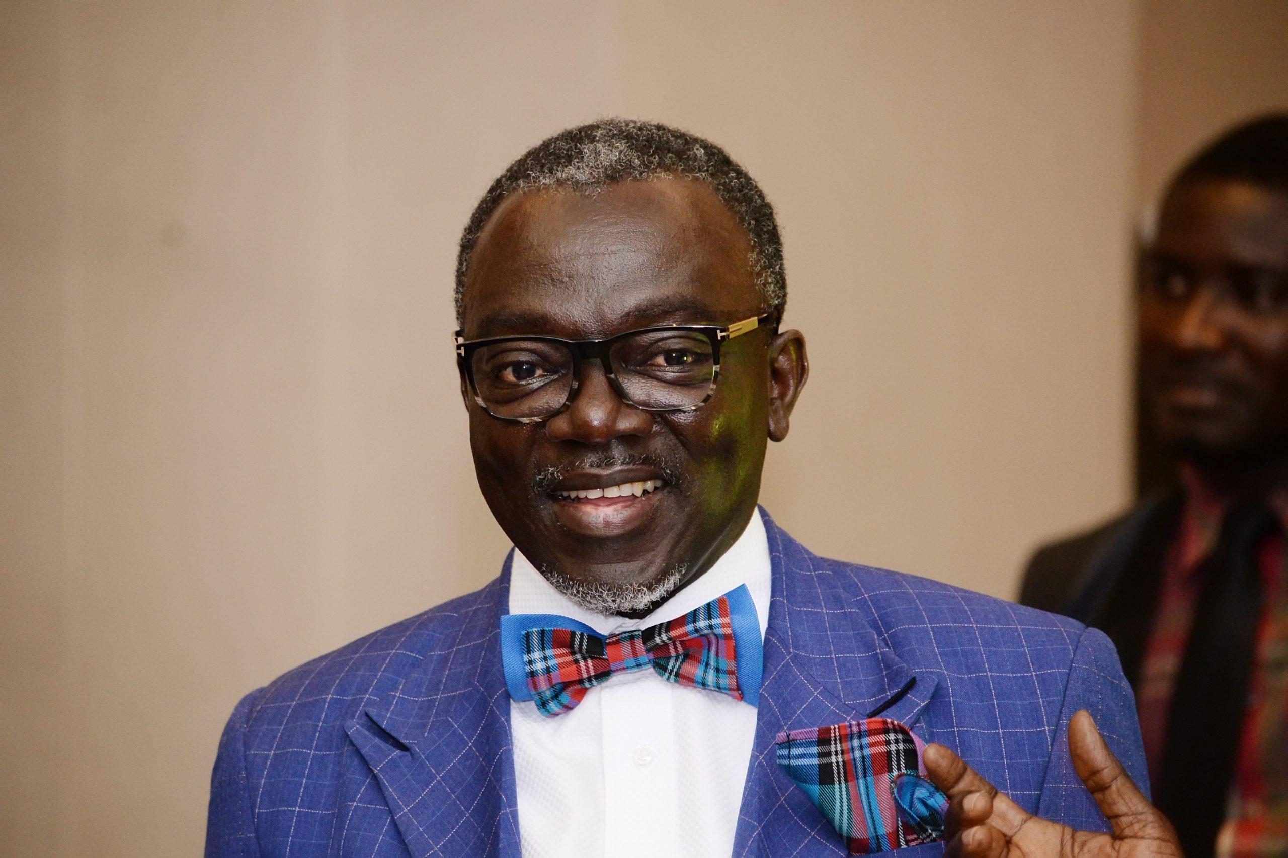 HP honours Ghanaian with Lifetime Achievement Award