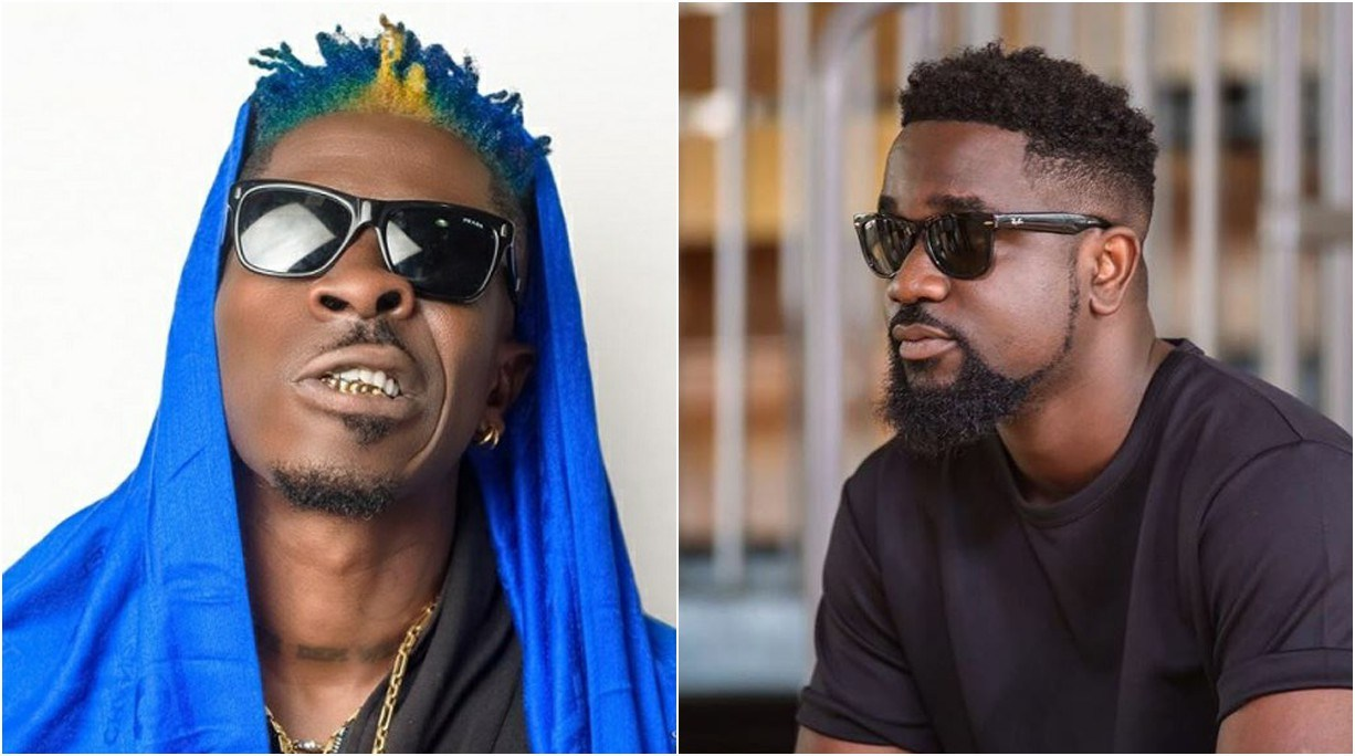 Shatta Wale Finally Breaks Silence After Sarkodie's diss song #Advice