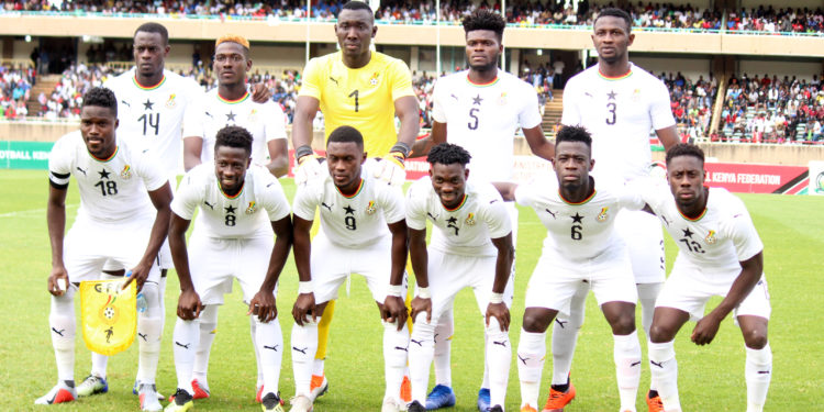 CONFIRMED: Black Stars to play Asante Kotoko in a friendly on Friday