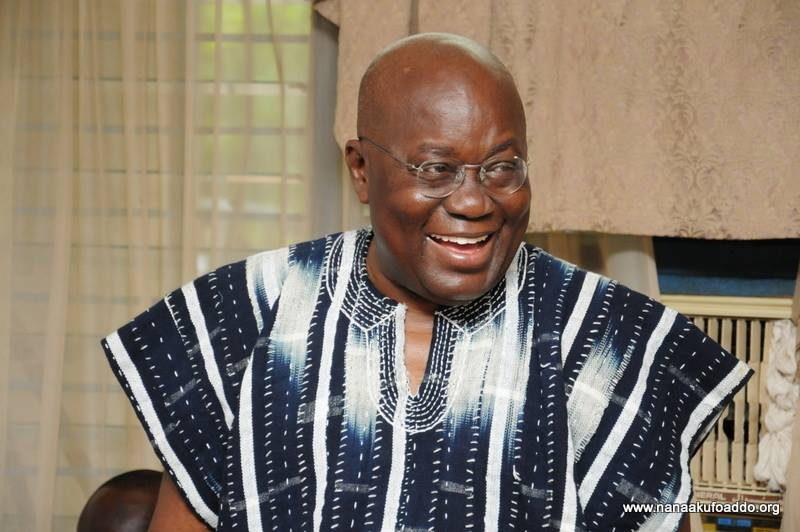 Akufo-Addo donates salary to Korle-Bu accident centre, burns unit
