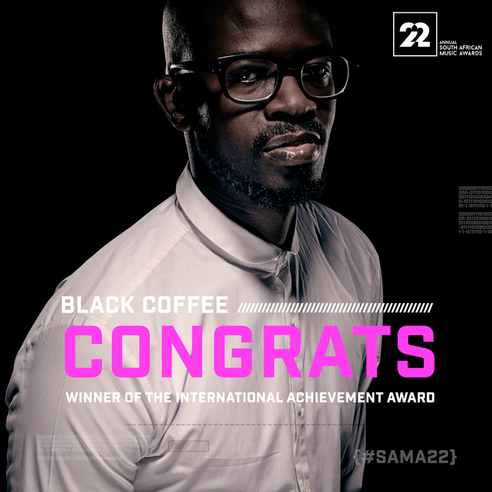 Full List of Winners at 2016 South African Music Awards