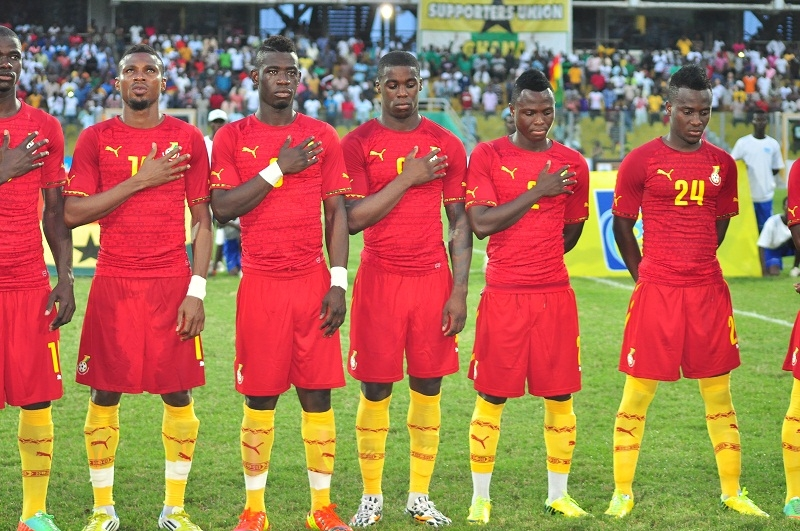 Black Stars drop out of top 50 nations in September FIFA ranking