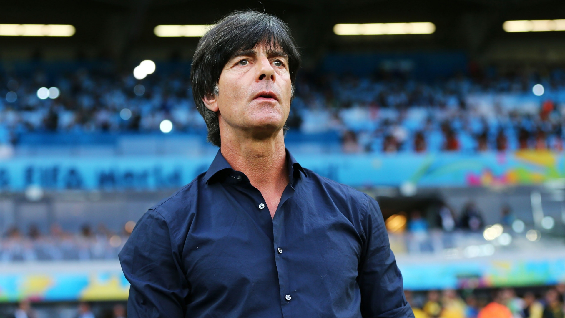 WATCH: Joachim Löw Has Been Caught Sniffing
