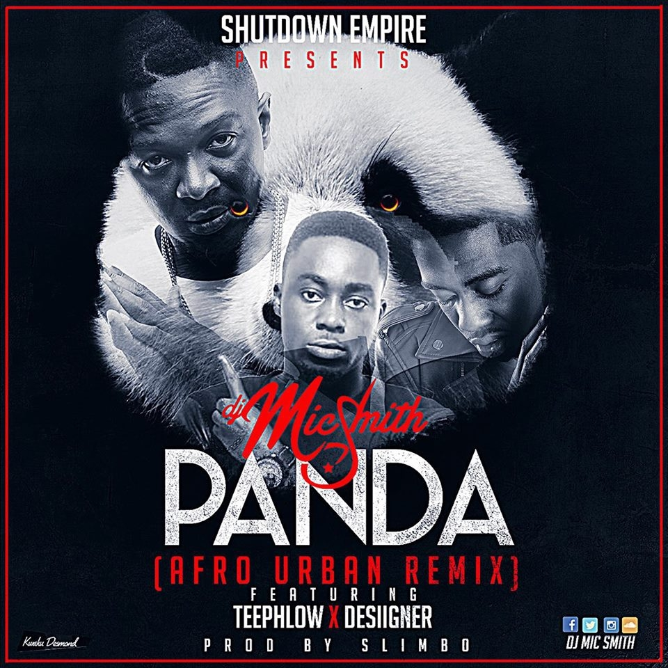 LISTEN UP: DJ Mic Smith premiers Panda Afro Urban remix