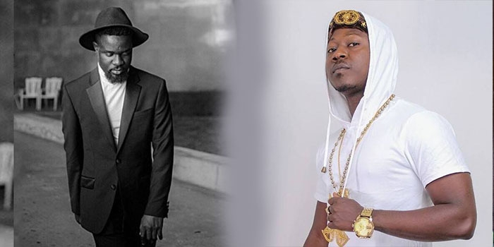Flowking Stone Reveals Why He Will Not Feature Sarkodie Again