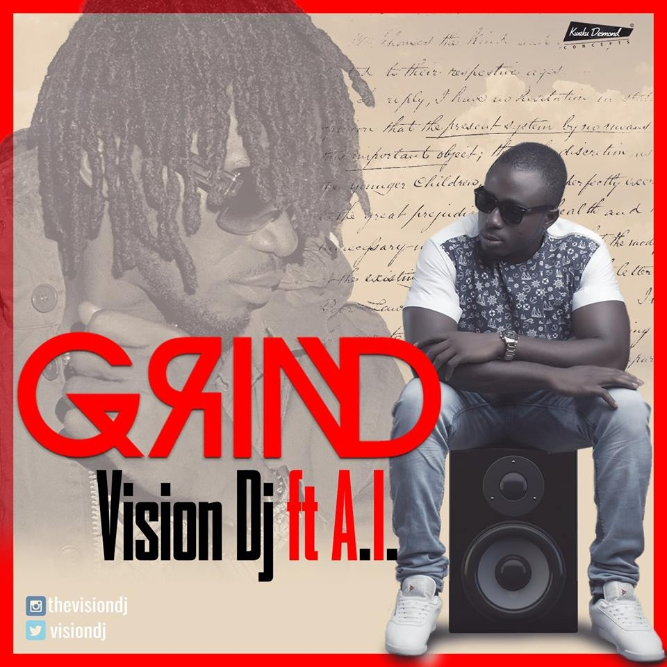 """LISTEN UP: YFM's Vision DJ premiers """"Grinding"""" featuring A.I."""