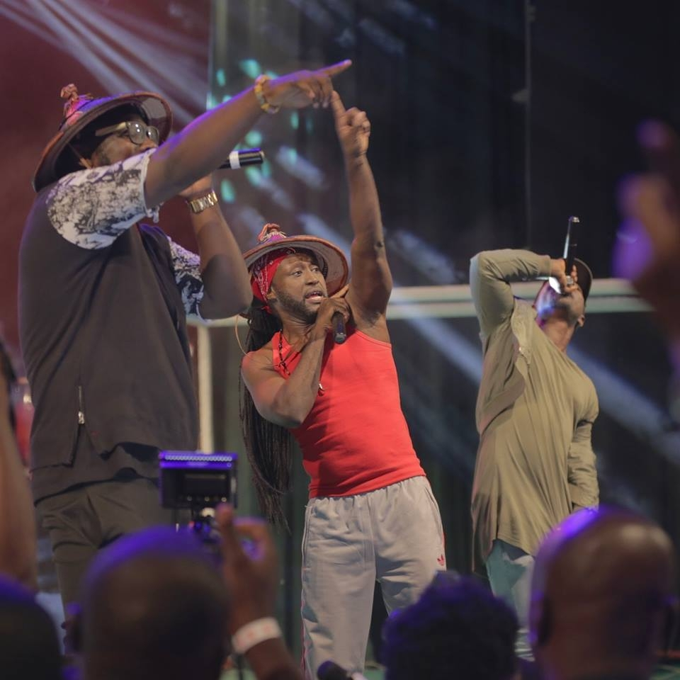 Stars thrill fans at Vodafone Unity Concert