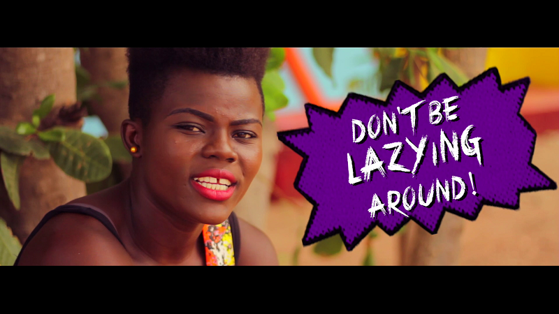 Ghana's first Lady, Lordina Mahama comments on Wiyaala's #Tuma video