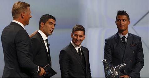 Best Player in Europe Award shortlist revealed