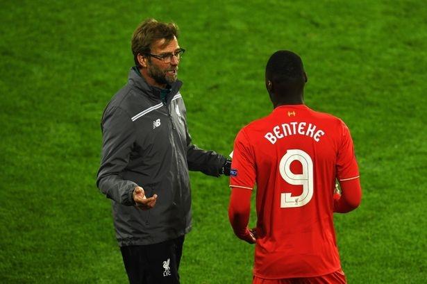 Jurgen Klopp tells 5 playersto leave Liverpool