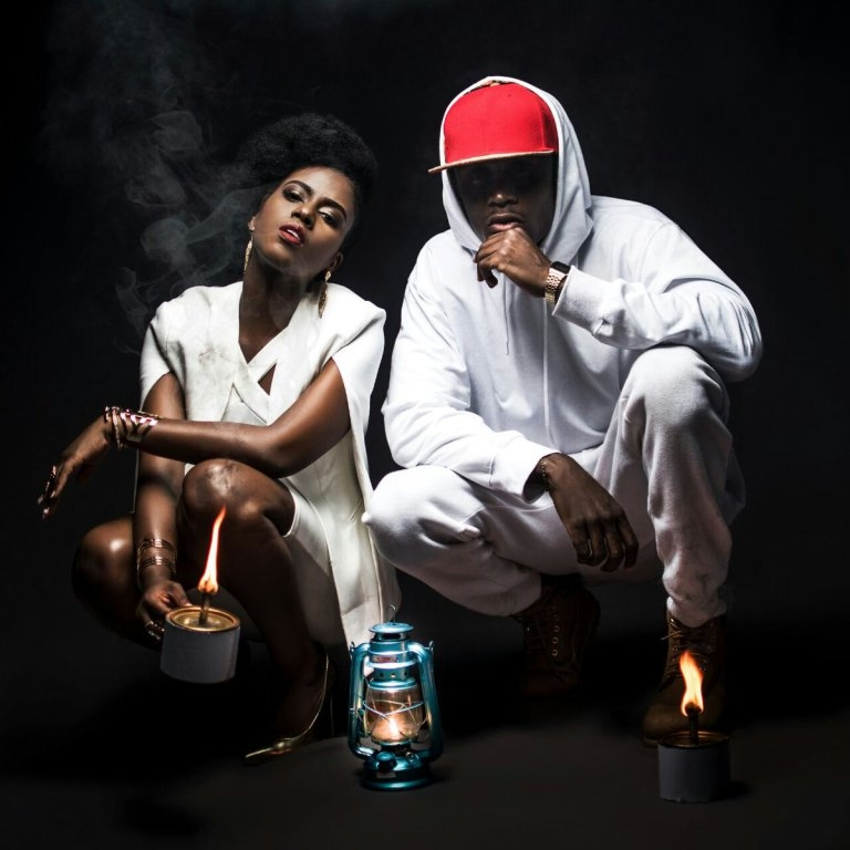 LISTEN UP: MzVee replies Kaakie's 'Sankwas' with 'Make I Shine'