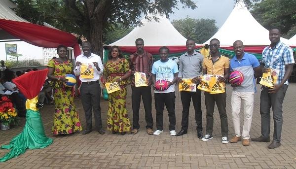 Alumni Of University Basic School Donate To Alma Mater