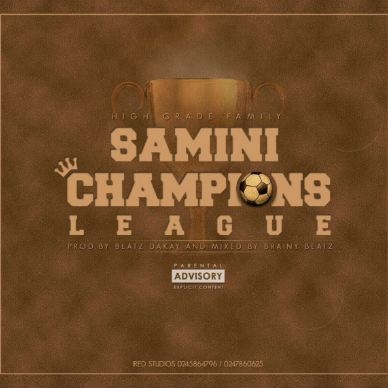 LISTEN UP: Samini jabs Shatta Wale in 'Champions League'