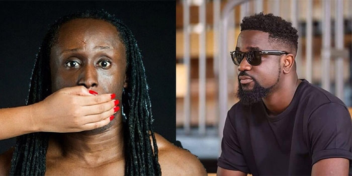 Reggie Reveals Why He Will Never Record A Song with Sarkodie
