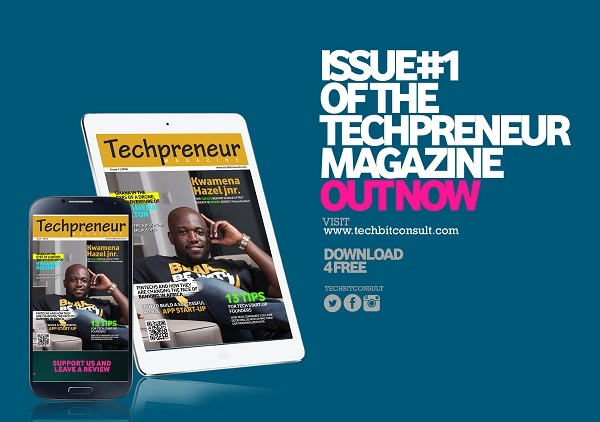 Techbit Consult Outdoor Techpreneur Magazine
