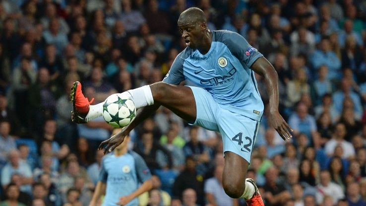 Yaya Toure earns almost twice as a much as Kevin De Bruyne at Man City