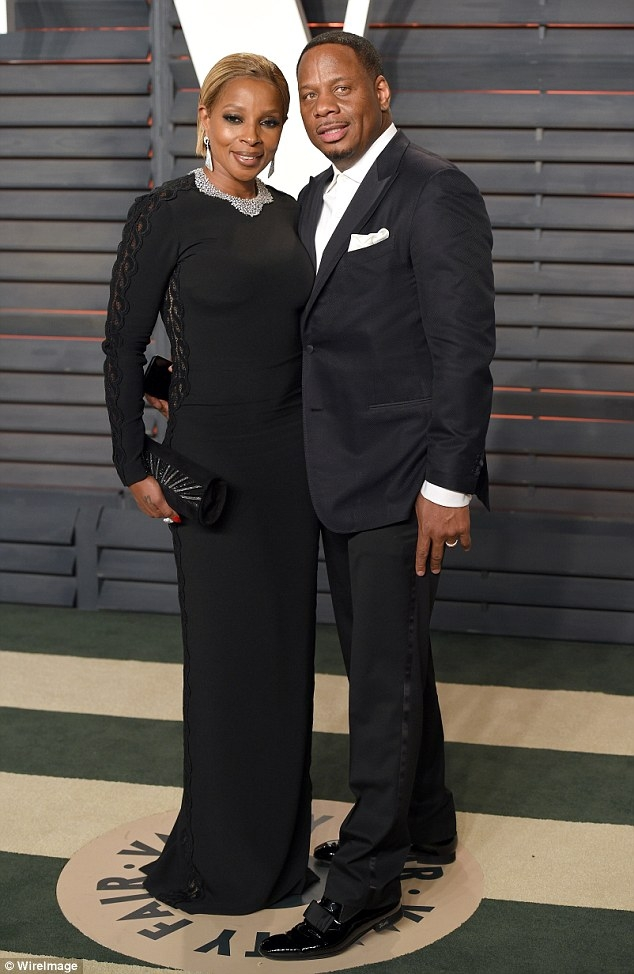 Mary J Blige's estranged husband demands $130k a month in spousal support