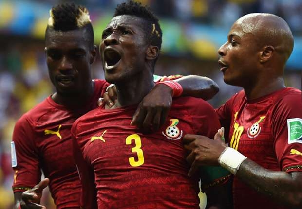 I don't have a problem with Andre Ayew - Gyan