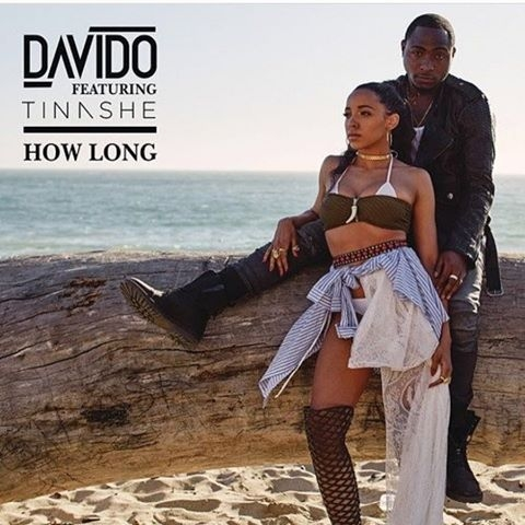 """WATCH: Davido Drops """"How Long"""" video with US Popstar – Tinashe"""