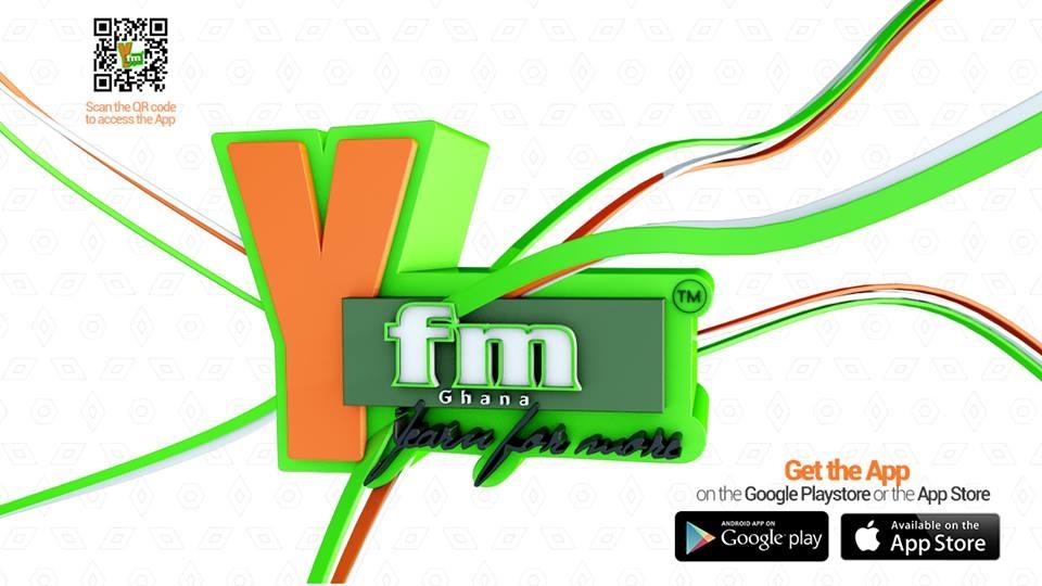 YFM Ghana launches Mobile App
