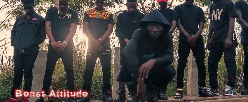 "Rapper Amerado drops ""Beast Attitude"" music video"